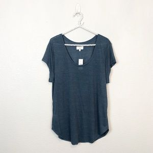 NWT Lou & Grey short sleeve T-shirt XL